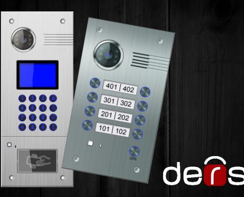 Domofon IP Derso A3 A4